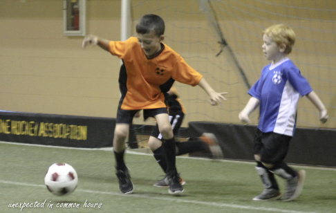 Spring soccer #4